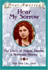 Dear America, Hear My Sorrow: The Diary of Angela Denoto, a Shirtwaist Worker, New York City 1909 - Deborah Hopkinson