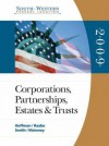 South-Western Federal Taxation: 2009 Corporations, Partnerships, Estates, and Trusts, Volume 2 - Book Only - William H. Hoffman, William A. Raabe, James E. Smith