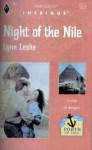 Night Of The Nile (Harlequin Intrigue, No 287) - Lynn Leslie