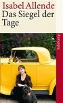 Das Siegel der Tage (suhrkamp taschenbuch) - Isabel Allende, Svenja Becker