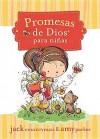 Promesas de Dios Para Niñas - Jack Countryman, Amy Parker, Rachelle Miller