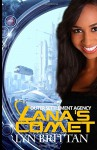 Lana's Comet (Outer Settlement Agency) (Volume 4) - Lyn Brittan