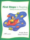 First Steps in Reading Accuracy: Building Accuracy and Fluency (A PAF Program) - Phyllis Bertin, Eileen Perlman