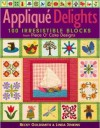 Applique Delights- Print on Demand Edition - Becky Goldsmith, Linda Jenkins