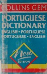 Collins Gem - Portuguese Dictionary - John Whitlam