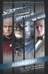 Star Trek: The Next Generation / Doctor Who: Assimilation 2 Volume 1 (Star Trek/Doctor Who) by J. K. Woodward (Artist), Scott Tipton (9-Oct-2012) Paperback - Scott Tipton J. K. Woodward (Artist)