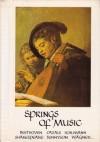 Springs of Music - E. Hettinger, John Cumming