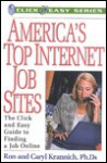 America's Top Internet Job Sites - Ron Krannich, Caryl Krannich
