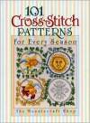 101 Cross-Stitch Patterns for Every Season - Needlecraft Shop