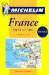 Michelin 2003 Atlas Routier France (Michelin France Atlas (mini-spiral)) - Michelin Travel Publications