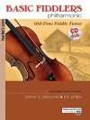 Basic Fiddlers Philharmonic: Cello/Bass: Old-Time Fiddle Tunes [With CD] - Andrew H. Dabczynski, Bob Phillips