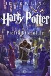 Harry Potter e la pietra filosofale vol. 1 - J.K. Rowling