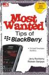 MOST WANTED TIPS OF BLACKBERRY - Ridwan Sanjaya