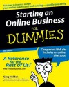 Starting an Online Business For Dummies (For Dummies (Computers)) - Greg Holden