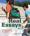 Real Essays with Readings: Writing for Success in College, Work, and Everyday Life, 4th Edition - Susan Anker