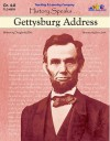 History Speaks : Gettysburg Address (History Speaks--) - Bron Smith