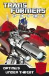 Transformers Prime: Optimus Under Threat: Book 2 - Hasbro