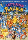 Let's Find Pokemon! Postcard Book - Kazunori Aihara