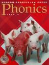Phonics, Level A - Modern Curriculum Press