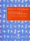 Kinderszenen, op. 15: Scenes from Childhood, op. 15 / bearbeitet für Gitarre solo / arranged for solo guitar - Robert Schumann
