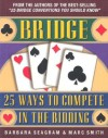 Bridge: 25 Ways to Compete in the Bidding (Bridge (Master Point Press)) - Barbara Seagram, Marc Smith