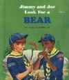 Jimmy and Joe Look for a Bear - Sally Glendinning, Paul Frame