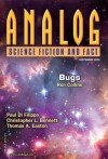 Analog Science Fiction and Fact, November 2013 - Trevor Quachri, Edward M. Lerner, Christopher L. Bennett, Paul Di Filippo, Ron Collins, Bud Sparhawk, Michael Monson, Jack McDevitt, Thomas A. Easton, Joseph Weber