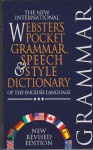 Webster's pocket grammar, speech and style dictionary - Merriam-Webster, Trident Press International