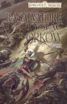 Tysiąc Orków (Forgotten Realms: Hunter's Blades, #1; Legend of Drizzt, #14) - R.A. Salvatore, Piotr Kucharski