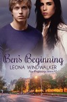 Ben's Beginning: New Beginnings #2 - Leona Windwalker, Book Cover By Design