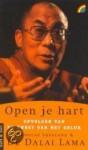 Open Je Hart - Dalai Lama XIV, N. Vreeland, R. Pijpers