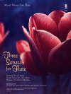 Music Minus One Flute or Alto Recorder: Telemann Trio in F major; B-flat major; Handel Sonata No. 3 in C major (Book & CD) - Music Minus One