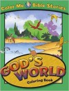 God's World - Drew Rose, Drew Faith Kidz Staff