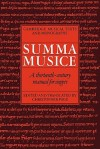 Summa Musice: A Thirteenth-Century Manual for Singers - Christopher Page