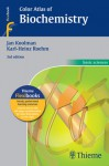 Color Atlas of Biochemistry - Jan Koolman, K. H. Rhm