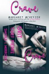 Crave - Box Set - Margaret McHeyzer, Book Cover by Design, Debi Orton