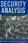 Security Analysis: The Classic 1951 Edition - Benjamin Graham