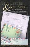 The Letter & the Spirit: Letters by the Lubavitcher Rebbe Rabbi Menachem M. Schneerson - Menachem M. Schneerson, Nissan Mindel