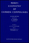 Rodd's Chemistry of Carbon Compounds, Volume 2: Alicyclic Compounds Part A: Monocarbocyclic Compounds to and Including Five Ring Atoms. Second Edition - Ernest H. Rodd, Samuel Coffey