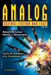 Analog Science Fiction And Fact, May 2013 - Trevor Quachri, Edward M. Lerner, Martin L. Shoemaker, David W. Goldman, Walter F. Cuirie, H.G. Strathmann, Patti Jansen