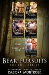 Bear Fursuits Books 1-4 Bundle (BBW / Bear Shifter Romance) - Isadora Montrose