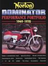 Norton Dominator Performance Portfolio 1949-1970 - R.M. Clarke