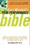 Earl Mindell's Peak Performance Bible - Earl Mindell
