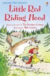 Little Red Riding Hood (Usborne First Reading) - Susanna Davidson, Mike Gordon