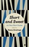 Short and Sweet - Simon Armitage