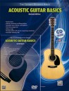 Acoustic Guitar Basics Mega Pack [With CD (Audio) and DVD] - Keith Wyatt