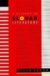 A History of Slovak Literature - Peter Petro