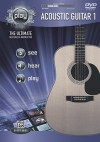 Alfred's Play Acoustic Guitar 1: The Ultimate Multimedia Instructor, DVD - Alfred Publishing Company Inc.
