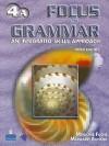 Focus on Grammar 4: An Integrated Skills Approach - Marjorie Fuchs, Margaret Bonner
