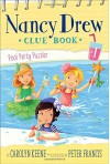 Pool Party Puzzler (Nancy Drew Clue Book) - Carolyn Keene, Peter Francis